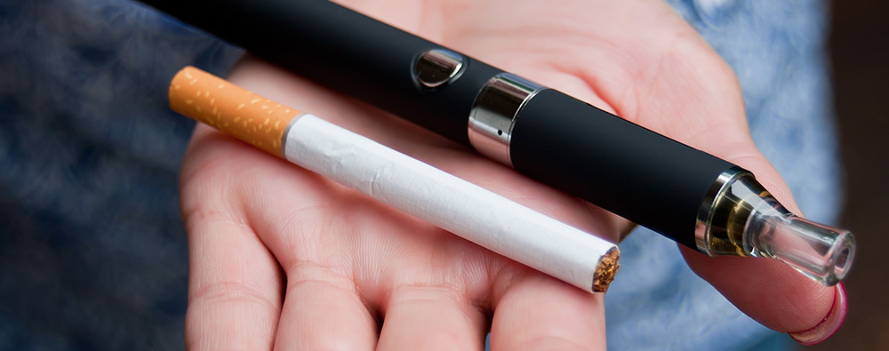 E-cigarettes Vaping and Dental Health
