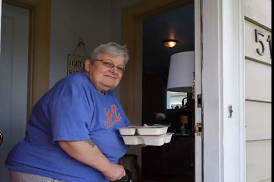Delivering Meals to Seniors in Grays Harbor and Pacific County
